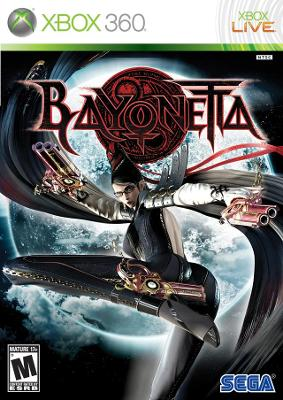 Bayonetta Cover Art