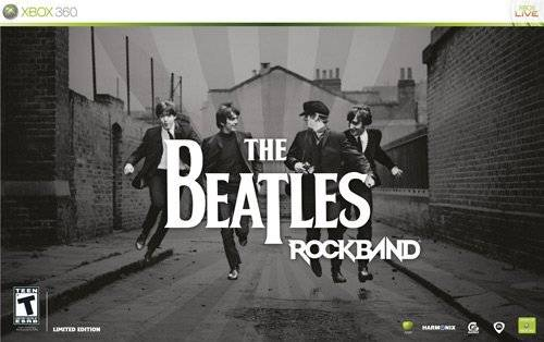 Beatles: Rock Band [Limited Edition Bundle] Cover Art