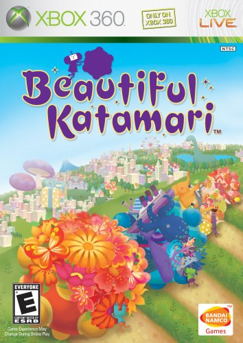 Beautiful Katamari Cover Art