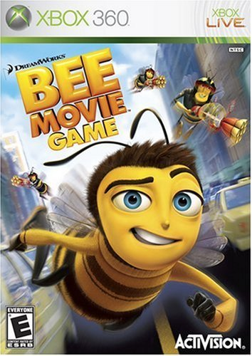 Bee Movie Game Cover Art