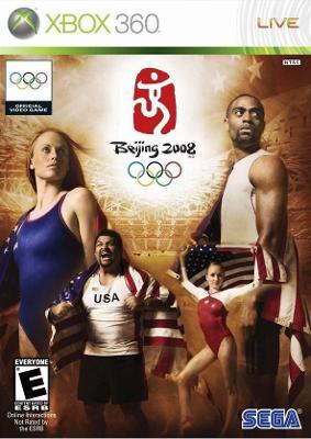 Beijing Olympics 2008 Cover Art