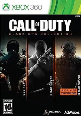 Call of Duty: Black Ops Collection Value / Price | Xbox 360