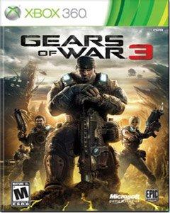 Gears of War 3 Cover Art