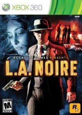 L.A. Noire Cover Art