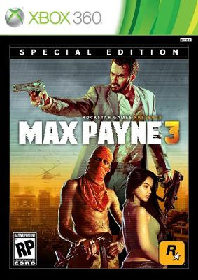 Max Payne 3 Special Edition Value Price Xbox 360