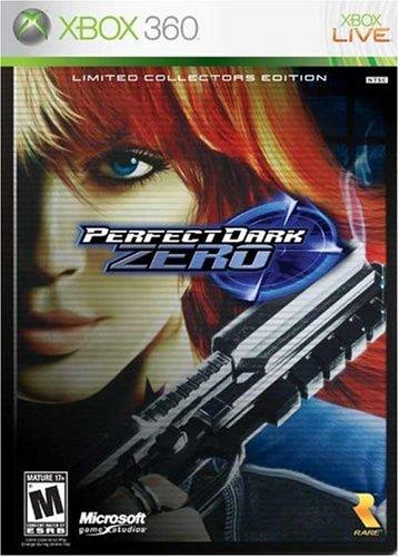 Perfect Dark Zero [Collector's Edition] Cover Art