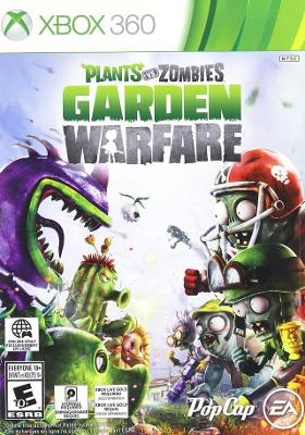 Plants vs. Zombies: Garden Warfare Cover Art