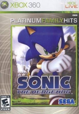 Sonic the Hedgehog [Platinum Hits] Value / Price | Xbox 360