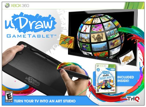 uDraw Gametablet w/uDraw Studio: Instant Artist Cover Art