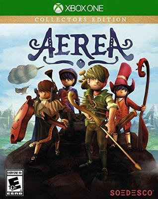 AereA [Collector's Edition] Cover Art