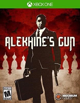 Alekhine's Gun Cover Art