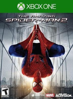 Amazing Spider-Man 2, The Cover Art