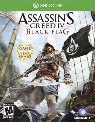 Assassin's Creed IV: Black Flag [GameStop Edition] Cover Art