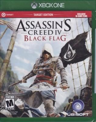 Assassin's Creed IV: Black Flag [Target Edition]