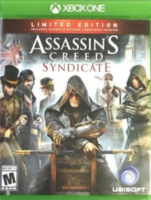 Assassin's Creed Syndicate [Limited Edition] Cover Art