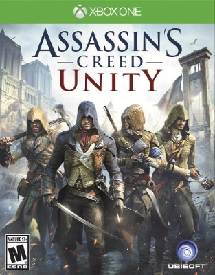 Assassin's Creed: Unity [Walmart Edition] Cover Art