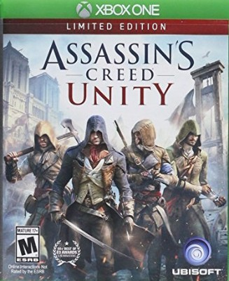 Assassin's Creed: Unity [Limited Edition] Cover Art