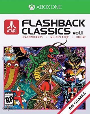 Atari Flashback Classics Vol.1 Cover Art