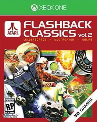 Atari Flashback Classics Vol.2 Cover Art