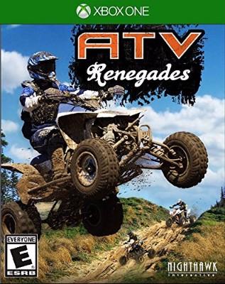 ATV Renegades Cover Art