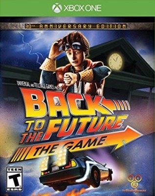 Back to the Future: The Game [30th Anniversary Edition]