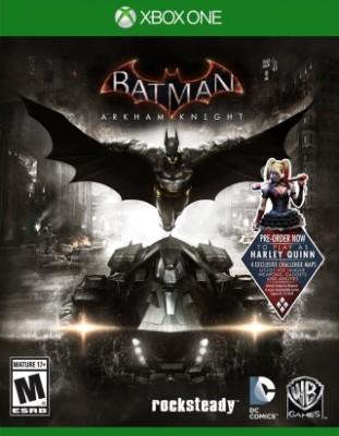 Batman: Arkham Knight Cover Art