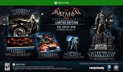 Batman: Arkham Knight [Limited Edition] Cover Art
