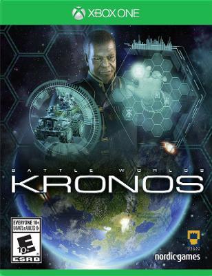 Battle Worlds: Kronos Cover Art
