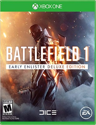 Battlefield 1 [Early Enlister Deluxe Edition] Cover Art