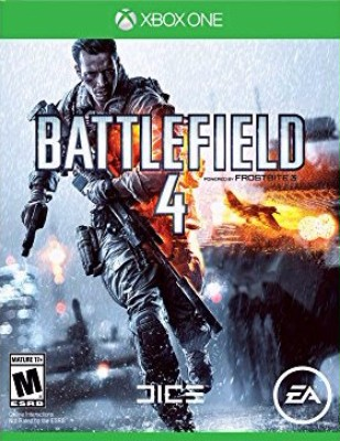 Battlefield 4 [Includes China Rising Expansion Pack]