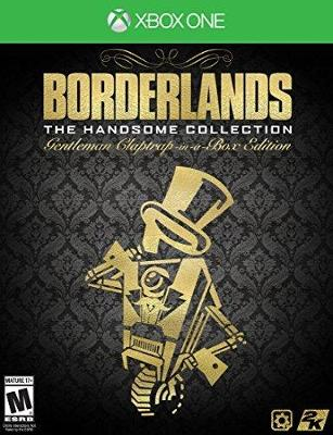 Borderlands: The Handsome Collection [Claptrap-in-a-box Edition]