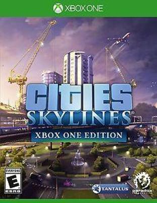Cities: Skylines Cover Art