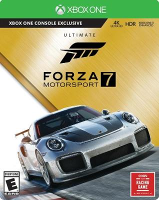 Forza Motorsport 7 [Ultimate Edition] Cover Art