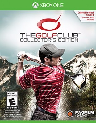 The Golf Club [Collector's Edition] Cover Art