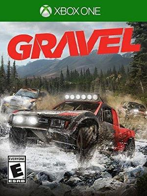 Gravel Cover Art