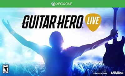 Guitar Hero Live [Bundle] Cover Art