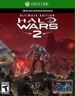 Halo Wars 2 [Ultimate Edition] Cover Art