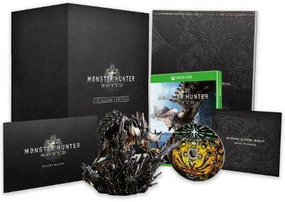 Monster Hunter: World [Collector's Edition] Cover Art
