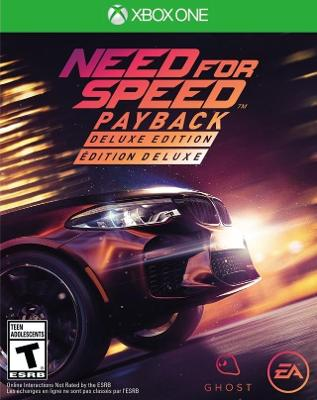 Need for Speed Payback (Deluxe Edition) Cover Art